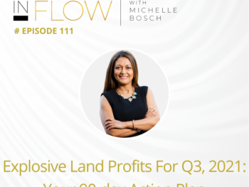 how to create and implement a 90-day action plan for land investors